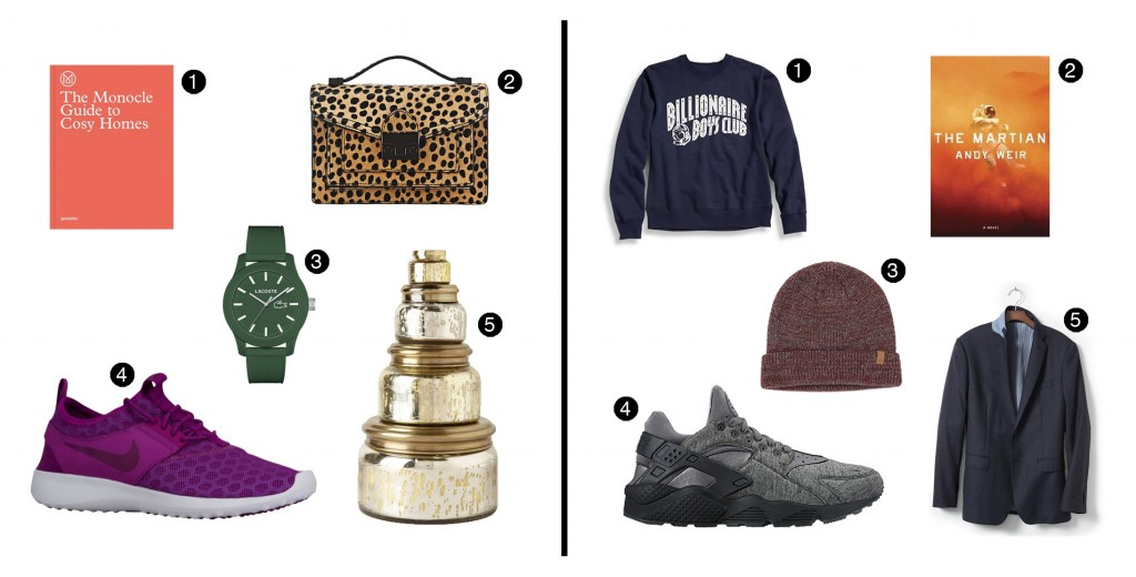 Top 10 Air Miles Shops Items for His & Her