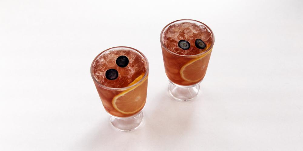 Bourbon Bramble