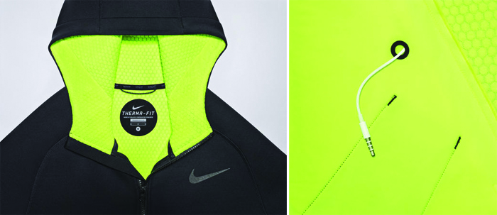 Nike Therma-Sphere Max Mens Training Jacket Details