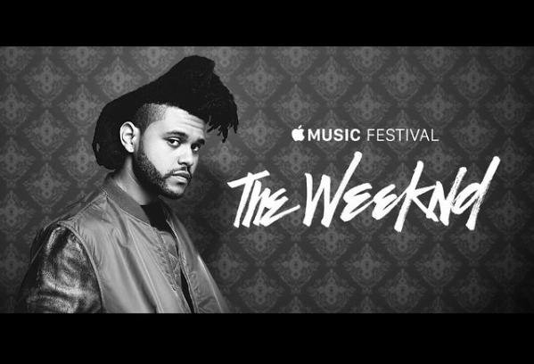 Apple Music The Weeknd