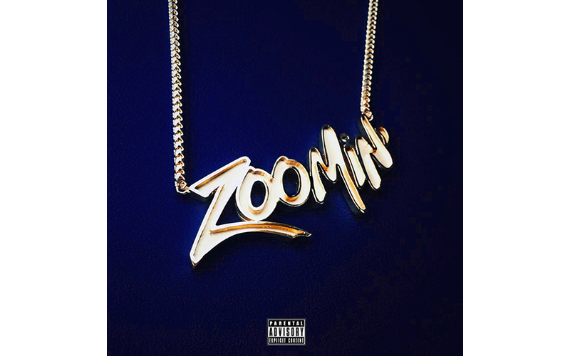 Hit Boy Zoomin EP Album Art