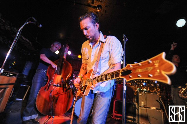 Live Music: JD McPherson, Nicole Atkins at The Horseshoe Tavern, Toronto