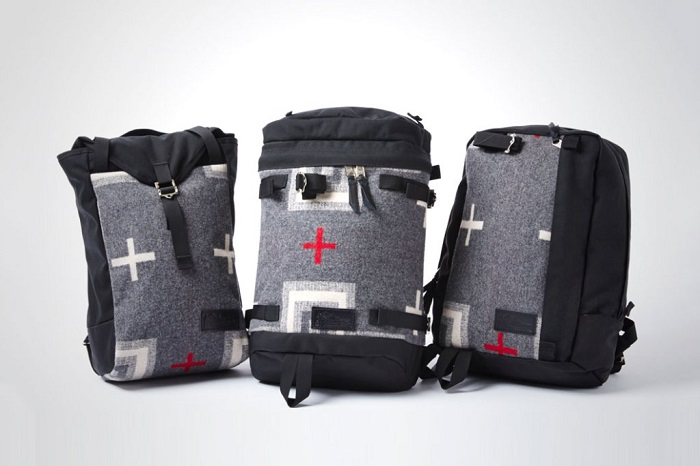 Kletterwerks x Pendleton Bag Collection 2015-1