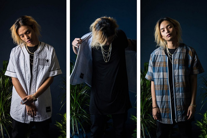 Pink Dolphin Fall Winter 2015 Editorial Featuring Keith Ape-11