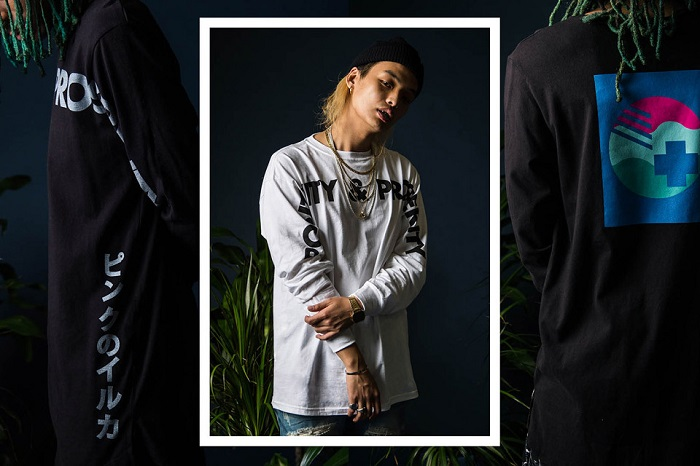 Pink Dolphin Fall Winter 2015 Editorial Featuring Keith Ape-15