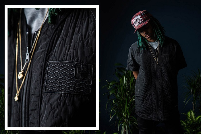 Pink Dolphin Fall Winter 2015 Editorial Featuring Keith Ape-16