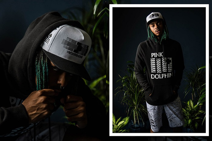 Pink Dolphin Fall Winter 2015 Editorial Featuring Keith Ape-18