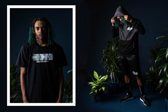 Pink Dolphin Fall Winter 2015 Editorial Featuring Keith Ape-3