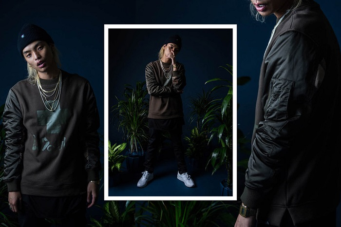 Pink Dolphin Fall Winter 2015 Editorial Featuring Keith Ape-4