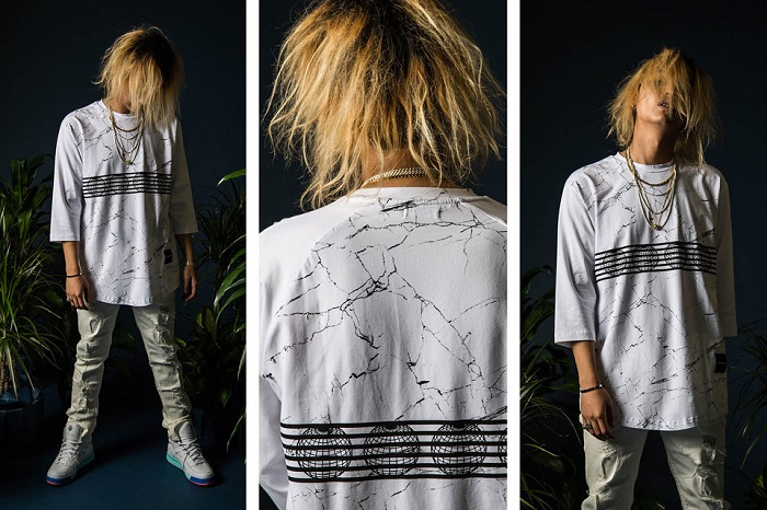 Pink Dolphin Fall Winter 2015 Editorial Featuring Keith Ape-5
