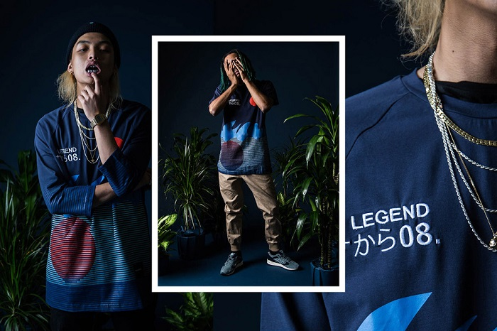Pink Dolphin Fall Winter 2015 Editorial Featuring Keith Ape-7
