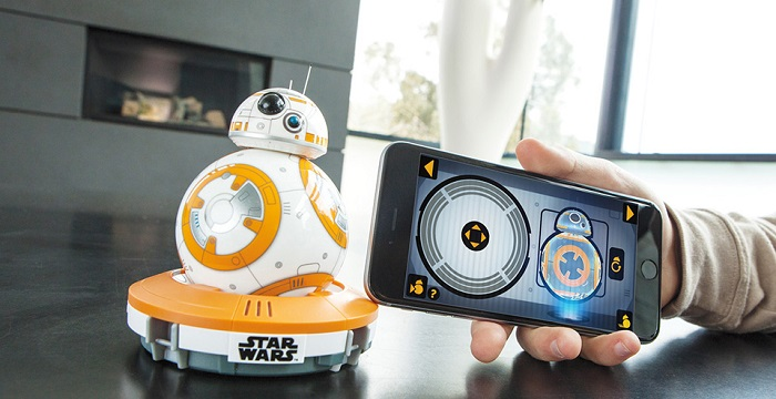 You Can Control Your Very Own Star Wars BB-8 Droid-2