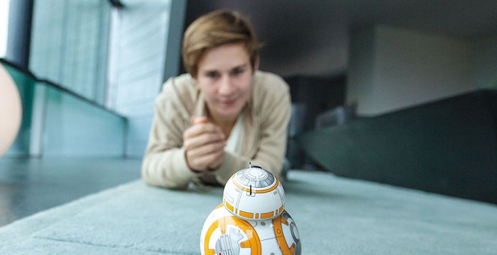 You Can Control Your Very Own Star Wars BB-8 Droid-8