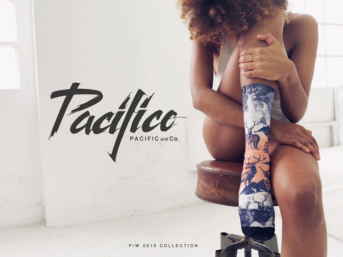 Pacific and Co. Fall Winter 2015 Lookbook-1