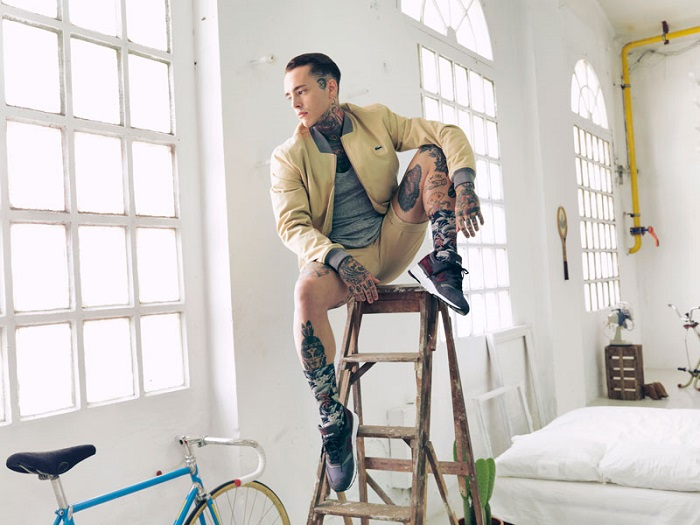 Pacific and Co. Fall Winter 2015 Lookbook-7