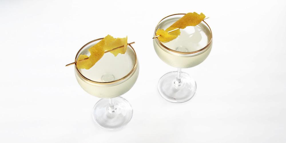 Yuzu 75 Cocktail
