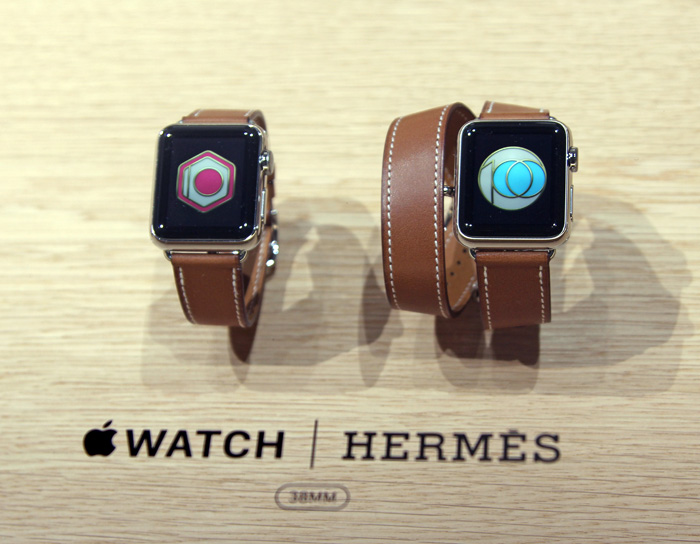 Hermes Apple Watch Collection Leather