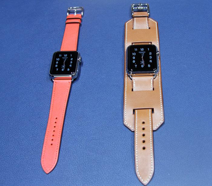 Hermes Apple Watch Flat