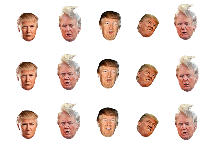 PAINT WITH DONALD TRUMP