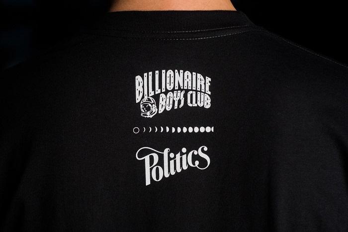 Sneaker Politics x Billionaire Boys Club Heading Home T-Shirt-3