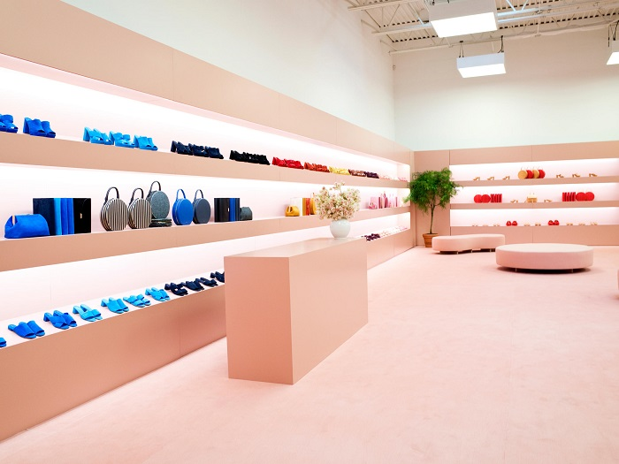 Mansur Gavriel New Bag Shapes and Shoes-2