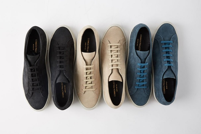 Steven Alan x Common Projects Fall Winter 2015 Collection