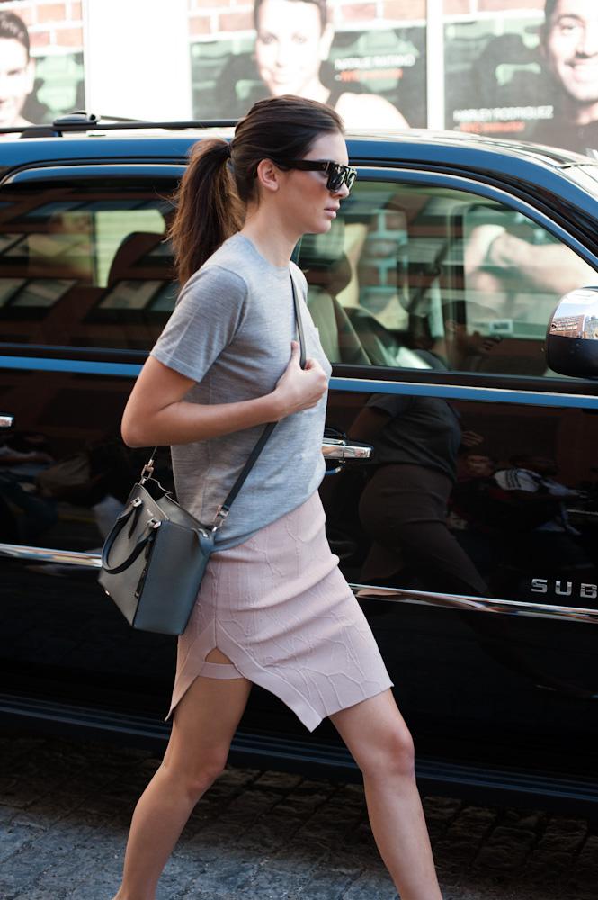 NYFW Street Style Kendall Jenner-2