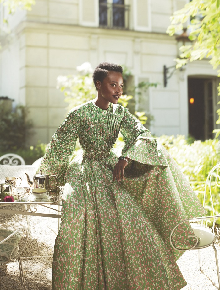Lupita Nyong'o Graces the Cover of Vogue-10