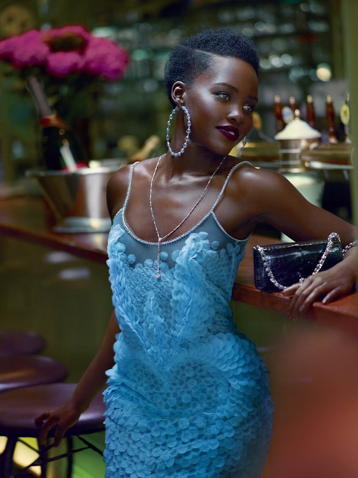 Lupita Nyong'o Graces the Cover of Vogue-4