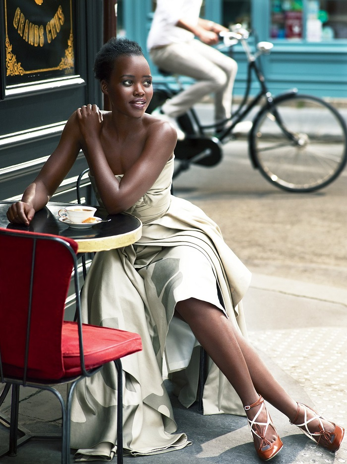 Lupita Nyong'o Graces the Cover of Vogue-7