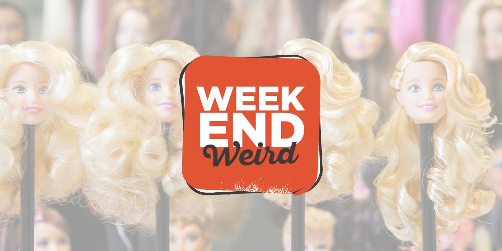 Weekend Weird Sept 19th 2015