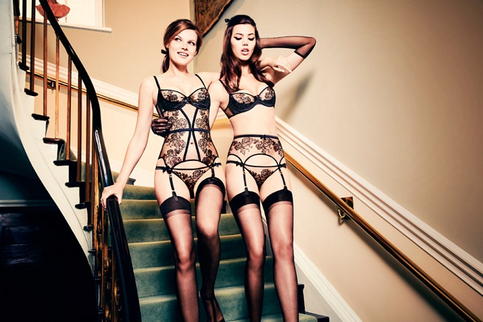 Agent Provocateur Fall Winter 2015 Campaign-10