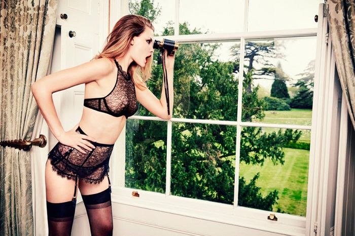 Agent Provocateur Fall Winter 2015 Campaign-2