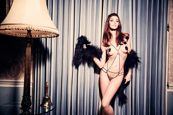 Agent Provocateur Fall Winter 2015 Campaign-3