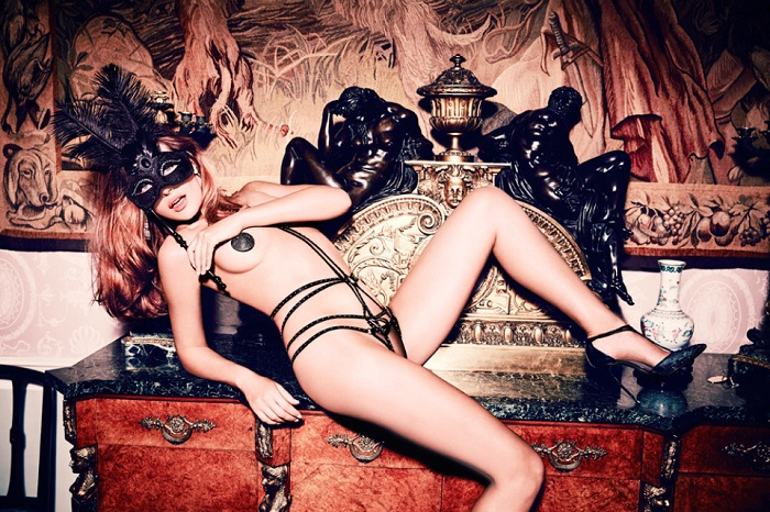 Agent Provocateur Fall Winter 2015 Campaign-4