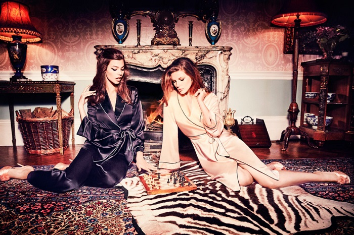 Agent Provocateur Fall Winter 2015 Campaign-5