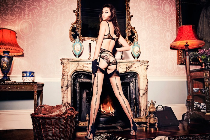 Agent Provocateur Fall Winter 2015 Campaign-6