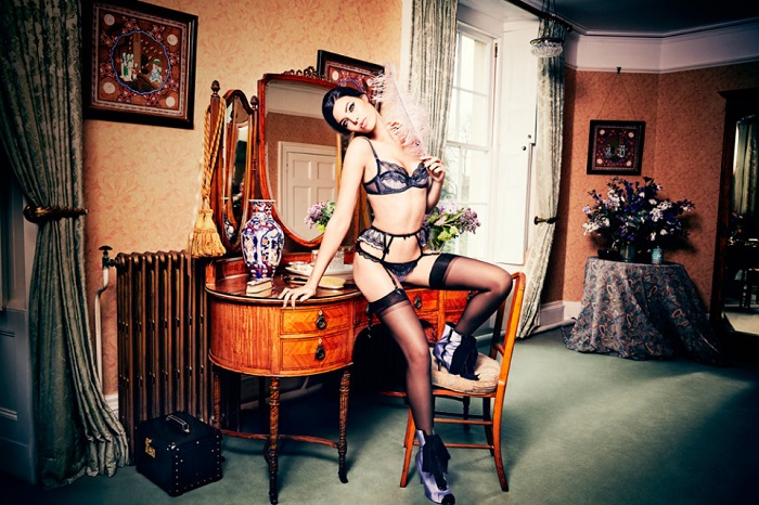 Agent Provocateur Fall Winter 2015 Campaign-7