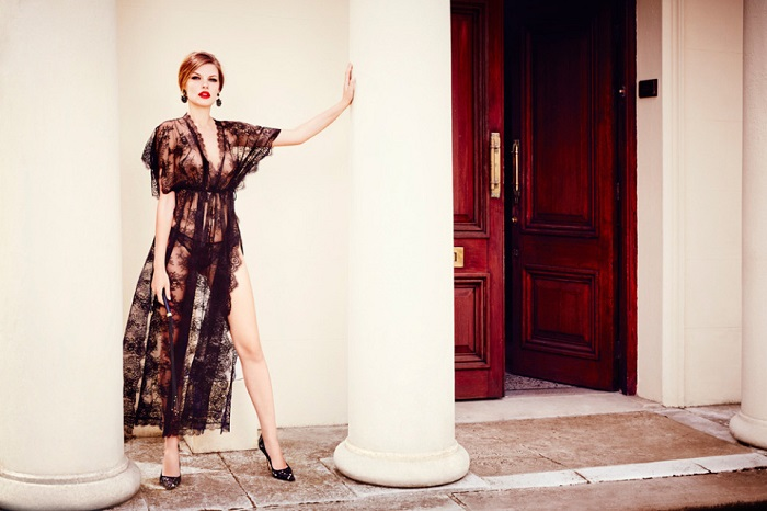 Agent Provocateur Fall Winter 2015 Campaign-8