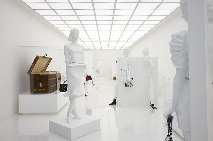 Louis Vuitton Series Three Exhibition In London-4