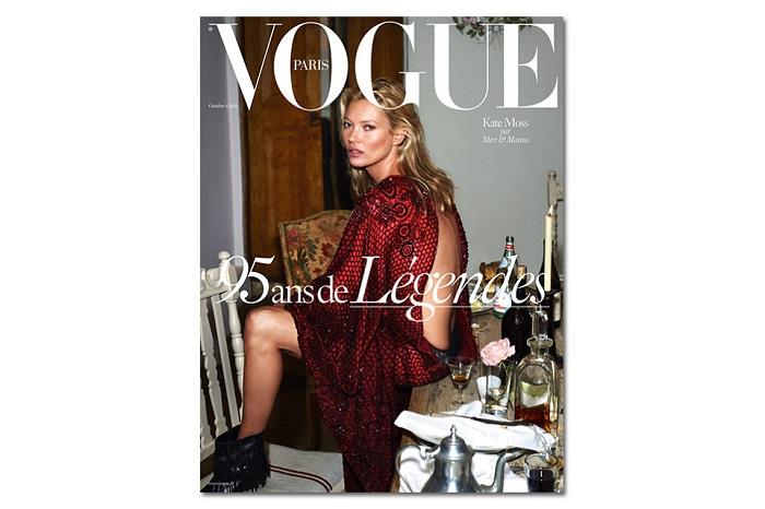 'Vogue' Paris Celebrates Their 95th Anniversary-2
