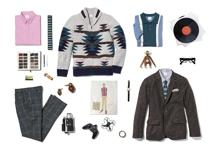 GAP Launches Fourth Limited Edition Collection With GQ's Best New Menswear Designers In America-1