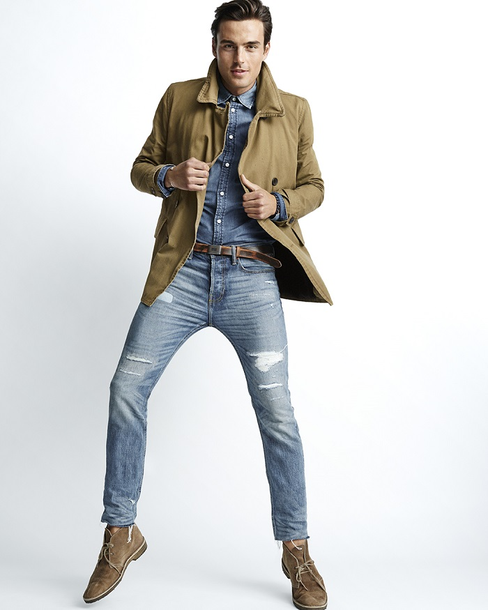 GAP Launches Fourth Limited Edition Collection With GQ's Best New Menswear Designers In America-12