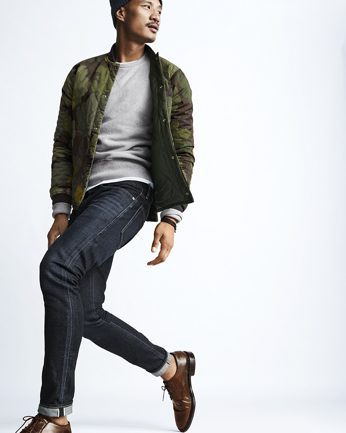 GAP Launches Fourth Limited Edition Collection With GQ's Best New Menswear Designers In America-25