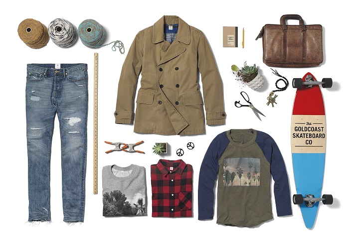 GAP Launches Fourth Limited Edition Collection With GQ's Best New Menswear Designers In America-3