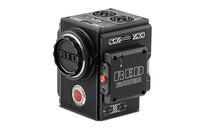 Introducing RED's Newest Camera The RAVEN-1