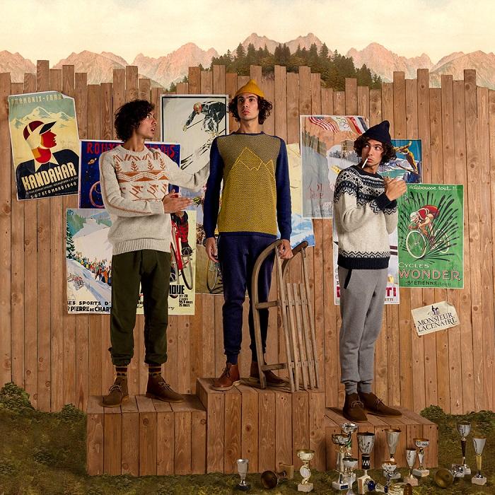 Monsieur Lacenaire Fall Winter 2015 Lookbook-1
