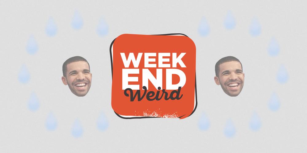 Weekend Weird Spet 25th
