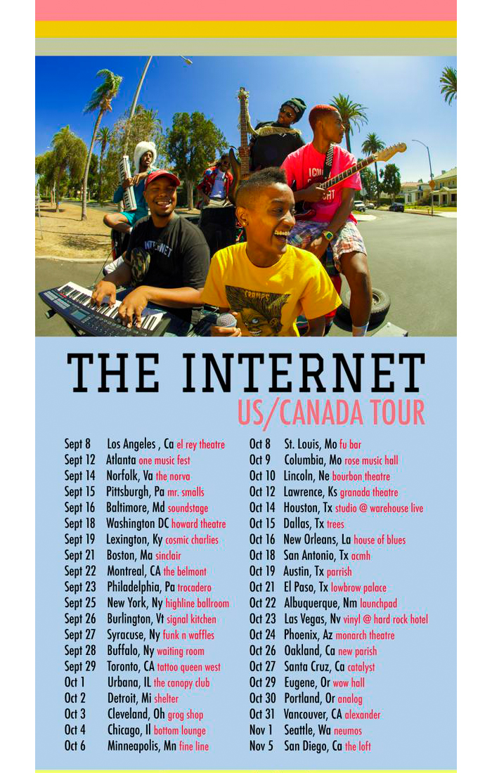 The Internet Tour