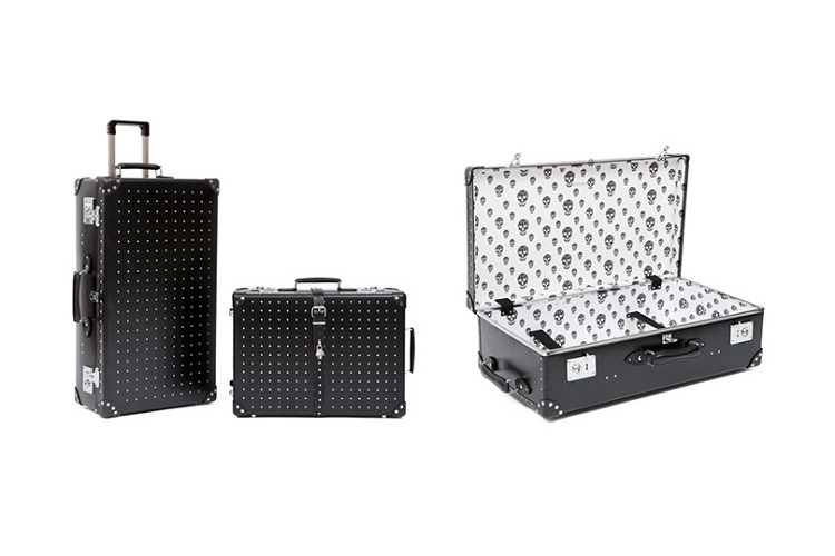 Alexander McQueen x Globe-Trotter Luggage Collection-1